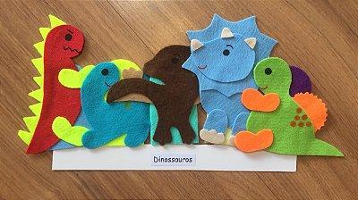 Dedoches - Dinossauros