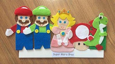 Dedoches - Super Mario Brós