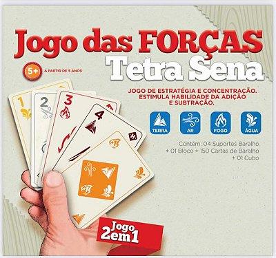 Jogo Das Forças - Tetra Sena