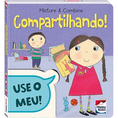Livro - Misture e Combine: Compartilhando