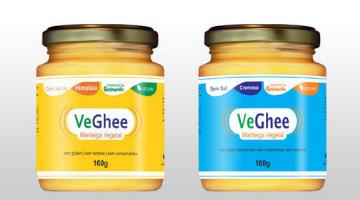 Mini Banner Manteiga Vegana