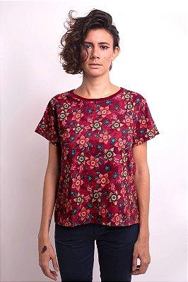 Camiseta Flora Stapelia