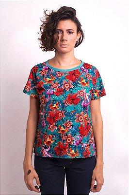 Camiseta Flora Lilium