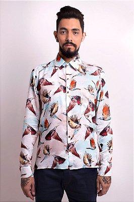 Camisa Celeste Colaptes