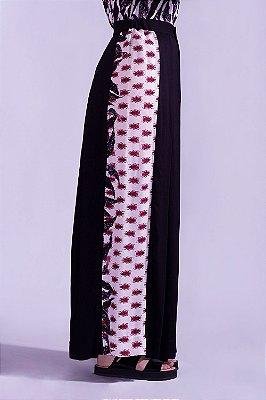 Pantalona Mini Cordata Albus