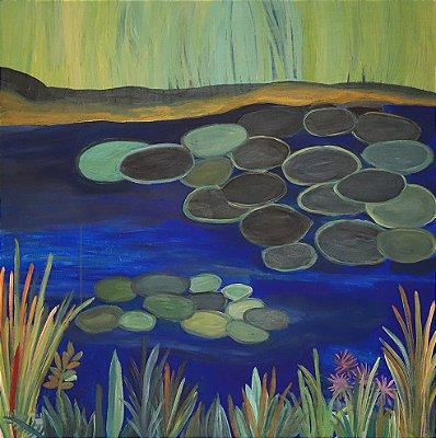 Série Jardins de Monet 09