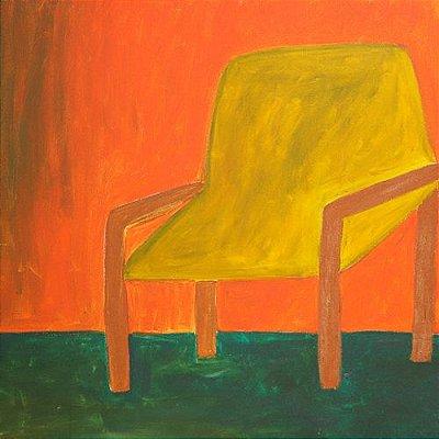 Quadro | Cadeira amarela