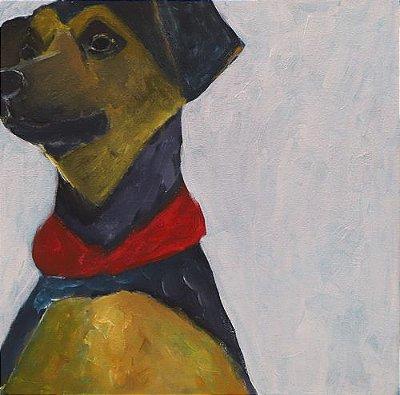 Quadro | Série Pagu | Cachorro 04