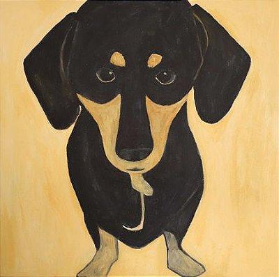 Quadro | Cachorro Dachshund