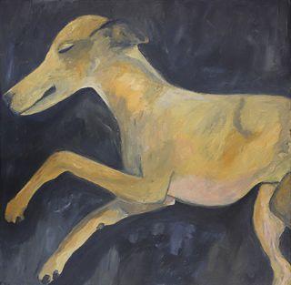 Quadro | Cachorro | Soneca