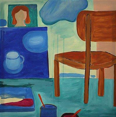 Quadro   Ateliê de pintura
