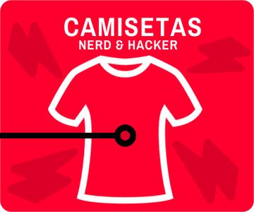 As melhores camisetas Nerds & Hacker da internet