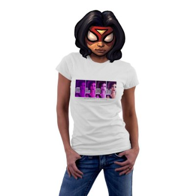 Camiseta Série Glow - Gorgeous Ladies of Wrestling