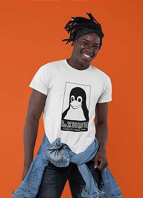 Camiseta Linux A Força do Código Aberto
