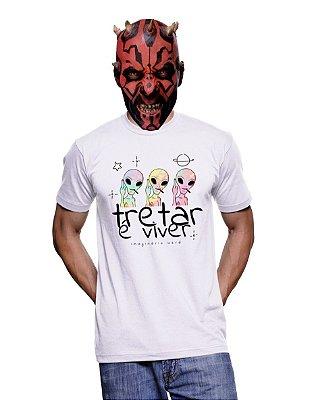 Camiseta Tretar é Viver