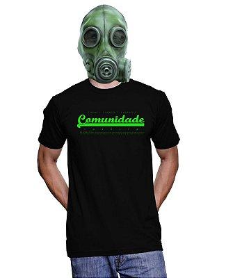 Camiseta Projeto ReturnHacking - Comunidade Ranheta