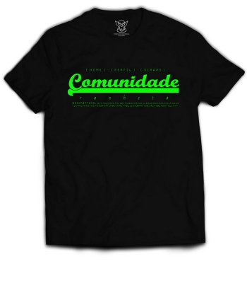 Camiseta Hacker Projeto ReturnHacking - Comunidade Ranheta