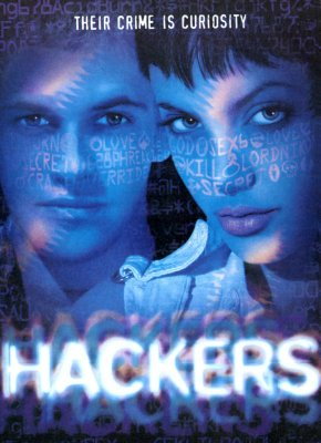 Poster Decorativo Filme Hackers de 1995