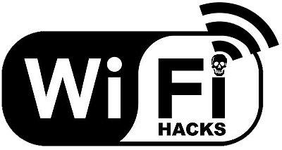 Adesivo Wifi Hacker