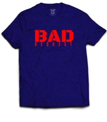 Camiseta Hacker Bad Request