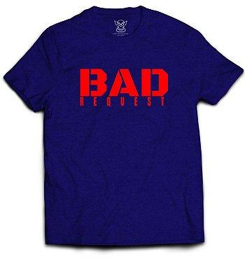 Camiseta Hacker Bad Request