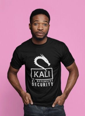Camiseta Kali Linux
