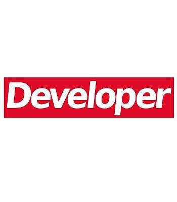 Adesivo Supreme Developer