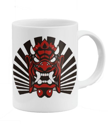Caneca Mr Robot Dark Army Hacking Group