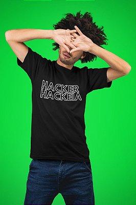 Camiseta H2HC - Hacker Hackeia