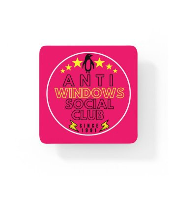 Porta-Copo Anti Windows Social Club