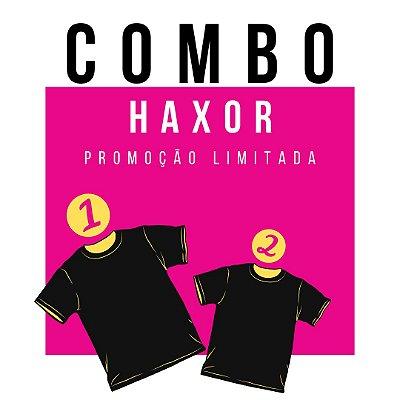 Combo Especial Haxor