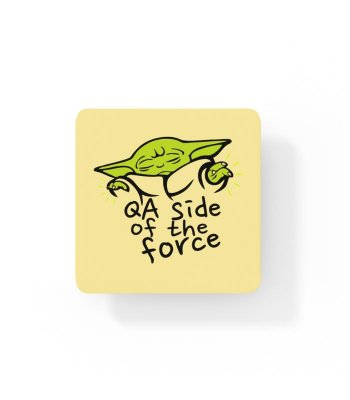 Porta-Copo Lelemaine - QA Side of the force