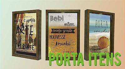 Porta Itens