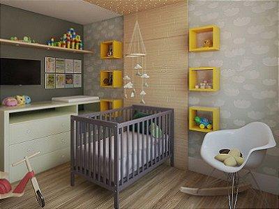 Projeto Online de Quarto de bebê