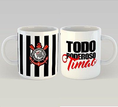 Boné Timão Preto - Epidemia Alvinegra d6758833b8cc7