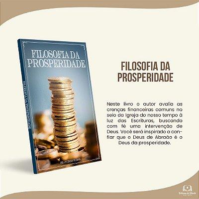 FILOSOFIA DA PROSPERIDADE