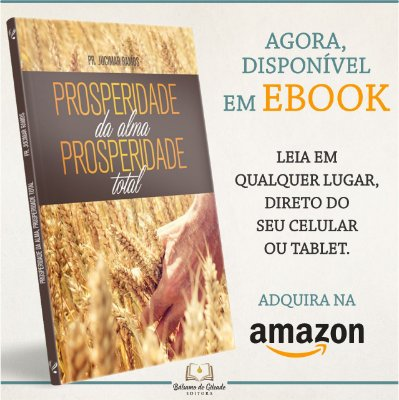Prosperidade da Alma, Prosperidade Total (eBook Kindle)