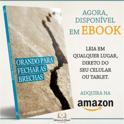 Orando para Fechas as Brechas (eBook Kindle)