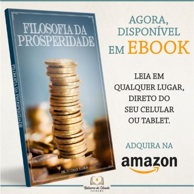 Filosofia da Prosperidade (eBook Kindle)