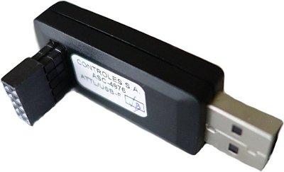 ATTL/USB-F - Conexão isolada TTL-USB