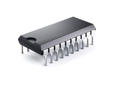 Chip EEPROM 93LC66 Modelo INV-02.117.1