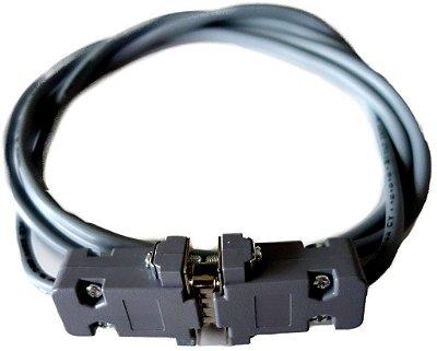 CONEXAO DB9P/DB9S COO51FA ou CEA41 para PC CP232/PC
