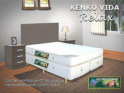 Colchão Kenko Vida Relax