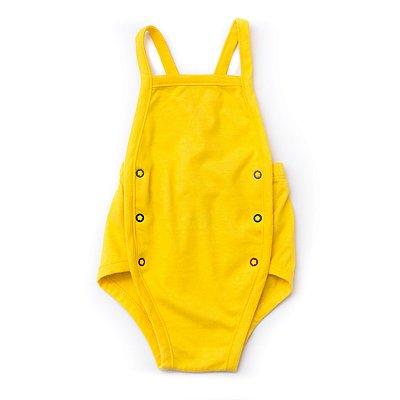 Banho de Sol amarelo