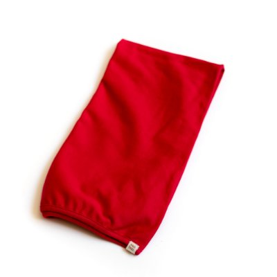 Manta vermelha