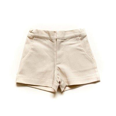 Short White Jeans