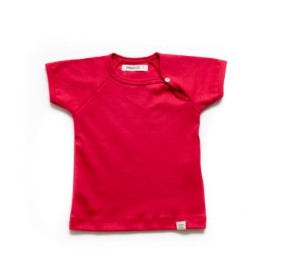 T-Shirt Gotinha Básica Vermelha