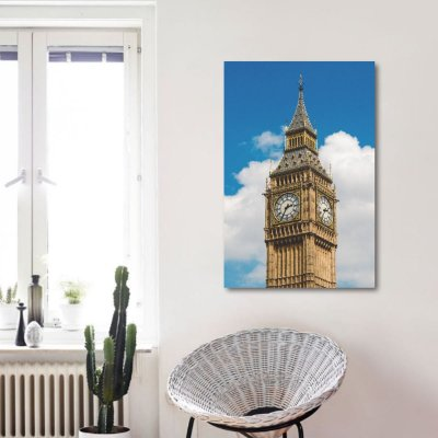 Quadro decorativo Big Ben Londres Vertical