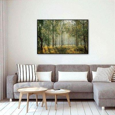 Quadro decorativo Parque Verde Natureza Floresta