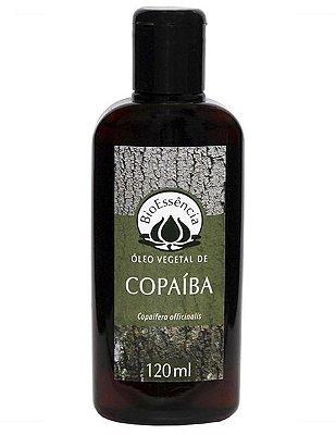 Óleo Vegetal de Copaíba - 120ml